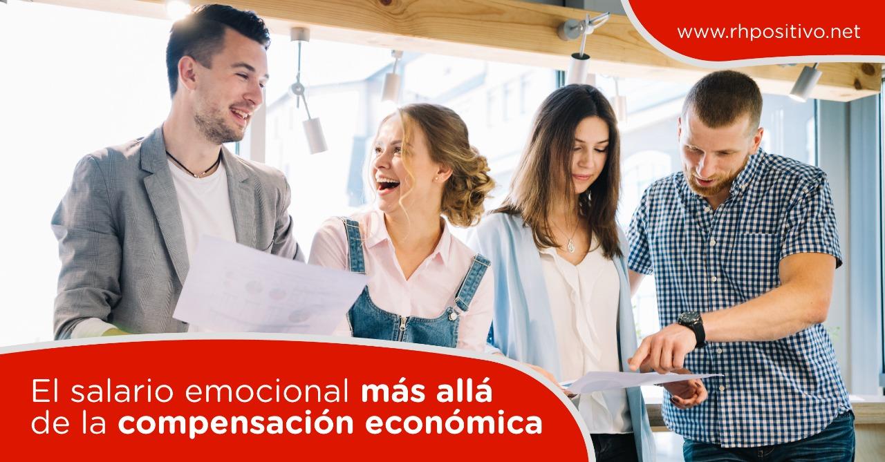El salario emocional más allá de la compensación económica